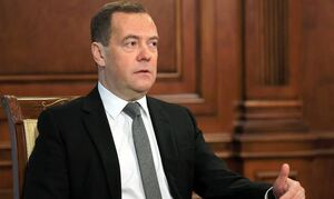 Дмитрий Медведев: считаю себя пока еще достаточно молодым политиком