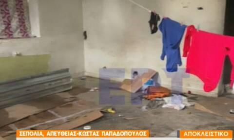Επιχείρηση εκκένωσης παλιού εργοστασίου στα Σεπόλια - Έγιναν προσαγωγές