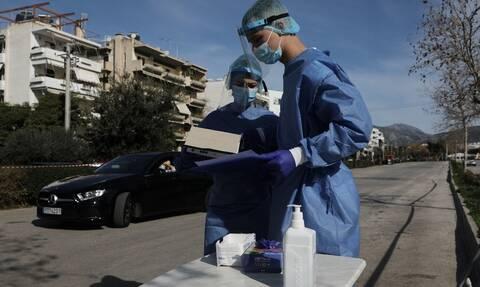 Κορονοϊός: Ραγδαία αύξηση δείχνουν τα rapid test - Κικίλιας: Είμαστε εδώ για τη δημόσια υγεία