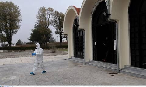 Κορονοϊός - Δραματική η κατάσταση στη Θεσσαλονίκη: Ψυχολόγος στα νεκροταφεία