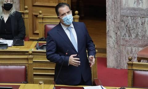 Οι Θεσσαλονικείς τρολάρουν Άδωνι Γεωργιάδη για τα κλειδιά των καταστημάτων τους