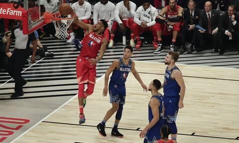 NBA: Ο κορονοϊός αλλάζει και το All Star Game – Εκεί θα γίνει το πρώτο εν μέσω πανδημίας