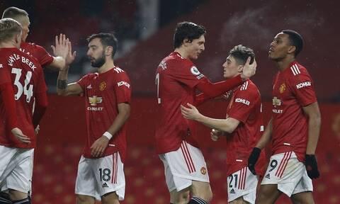 Premier League: Η Γιουνάιτεντ «διέσυρε» 9-0 τη Σαουθάμπτον - Όλα τα γκολ στην Αγγλία (videos)