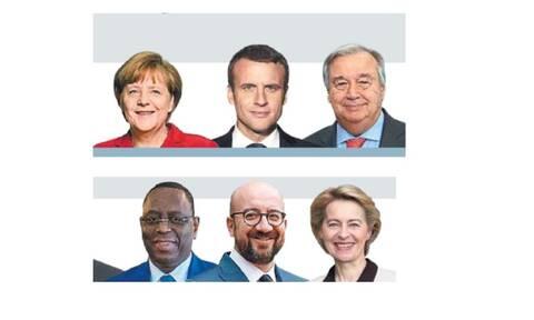 Άρθρο - παρέμβαση έξι ηγετών για την πολυμερή συνεργασία και την παγκόσμια ανάκαμψη