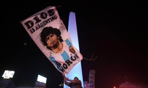Ντιέγκο Μαραντόνα: Το τελευταίο βίντεο του θρύλου λίγο πριν πεθάνει