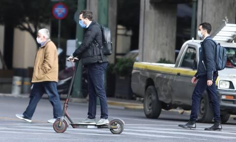 ΚΟΚ: Νέες ρυθμίσεις με το Εθνικό Σχέδιο για την οδική ασφάλεια – Τι αλλάζει για ποδήλατα, πατίνια