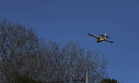 Греческие охотники обнаружили в горах обломки разбившегося учебного самолета