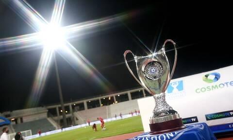 Κύπελλο Ελλάδας: Όλα τα γκολ από τους αγώνες της Τετάρτης (3/2)
