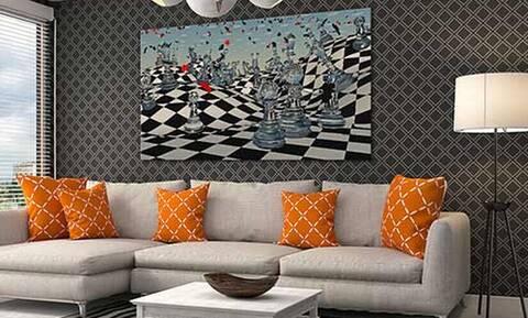 Αν κρεμάσεις αυτούς τους πίνακες «καταστρέφεις» το σπίτι σου!