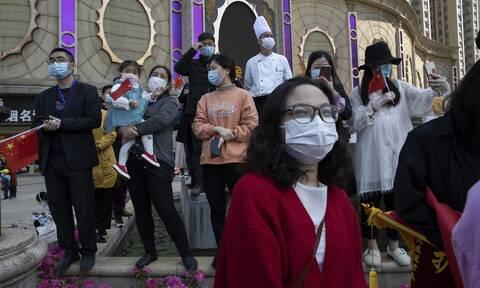 Κορονοϊός στην Κίνα: 30 νέα κρούσματα σε 24 ώρες