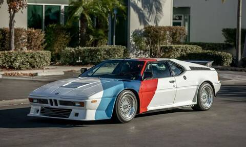 Η BMW M1 του Paul Walker πουλήθηκε φτηνά για ένα τόσο σπάνιο μοντέλο
