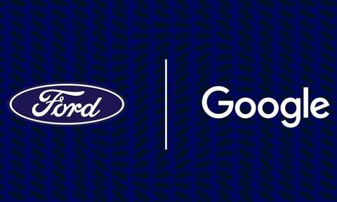 Ford και Google ενώνουν της δυνάμεις τους