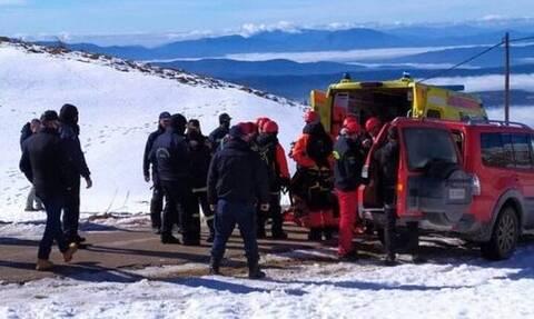 Ιωάννινα: Ολοκληρώθηκε η επιχείρηση ανάσυρσης της σορού του άτυχου πιλότου