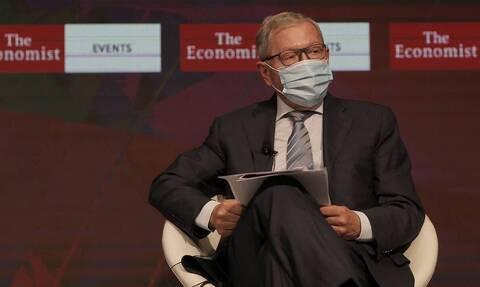 Μεταρρυθμιστική πρόοδο βλέπει στην Ελλάδα ο Κλάους Ρέγκλινγκ