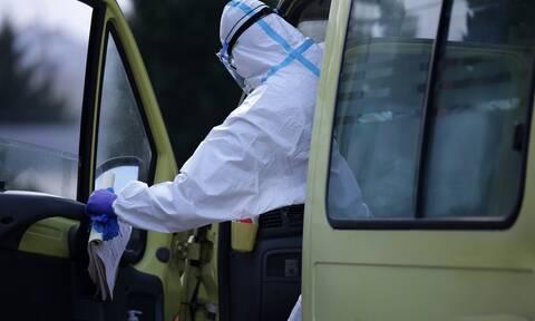 Κρούσματα σήμερα: 1.070 νέα ανακοίνωσε ο ΕΟΔΥ - 25 θάνατοι σε 24 ώρες, στους 249οι διασωληνωμένοι