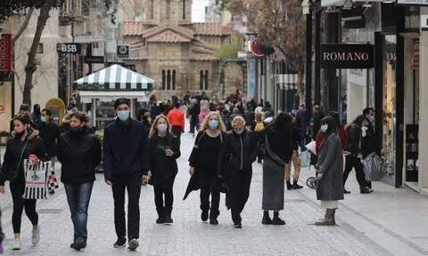 Κρούσματα σήμερα: Συναγερμός στα δυτικά προάστια, σταθερά στο «κόκκινο» το κέντρο της Αθήνας