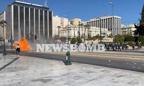 Τι αναφέρει η ΓΑΔΑ για το πανεκπαιδευτικό συλλαλητήριο που πραγματοποιήθηκε στο κέντρο της Αθήνας