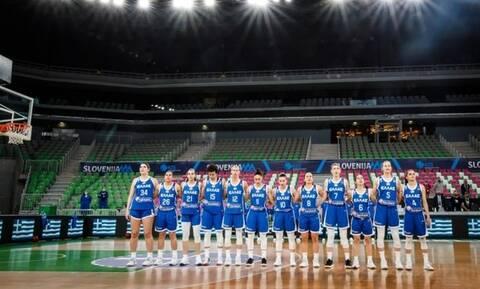 Ευρωμπάσκετ: Εντυπωσιακή νίκη η Εθνική Γυναικών – «Τελικός» με Βουλγαρία!