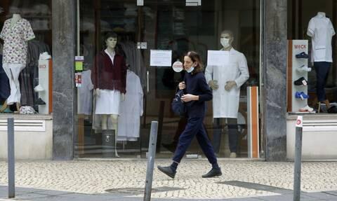 Κορονοϊός: Βελτιώνεται η κατάσταση στην Πορτογαλία - Μειώθηκαν τα κρούσματα και οι θάνατοι