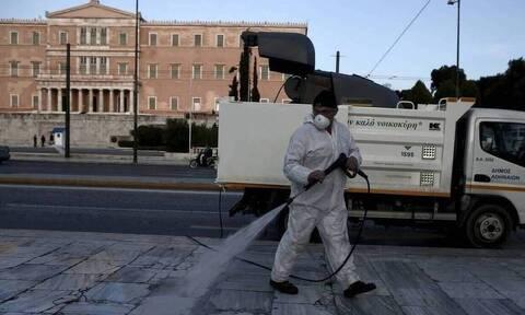 «Βόμβα» Θωμαΐδη στο Newsbomb.gr: Μεγαλύτερη από το Νοέμβριο η αύξηση του ιικού φορτίου στην Αττική