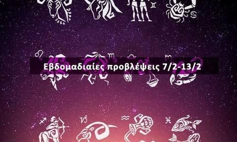 Εβδομαδιαίες προβλέψεις από 07/02 έως 13/02 σε 20 δευτερόλεπτα!