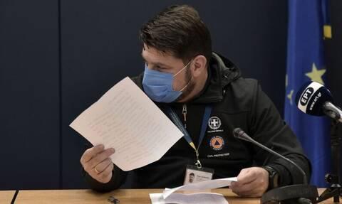 Κορονοϊός: Δείτε LIVE την ενημέρωση από το υπουργείο Υγείας - Τα νέα μέτρα που θα ισχύσουν