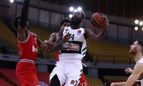 Ολυμπιακός – Παναθηναϊκός 77-88: «Πράσινος» θρίαμβος στο ΣΕΦ (vids)