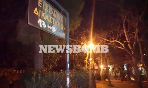 Έκρηξη στην Ευελπίδων: Οι πρώτες εικόνες από το σημείο - Απέκλεισε την περιοχή η ΕΛ.ΑΣ.