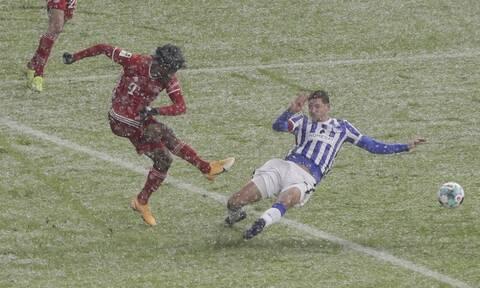 Bundesliga: Βρέξει, χιονίσει, η Μπάγερν θα νικήσει! - Δείτε τα highlights (video)