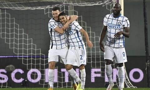 Serie A: Άνετα κι ωραία η Ίντερ – Δείτε τα γκολ (videos)