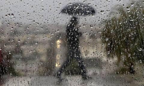 Καιρός - Έκτακτο δελτίο ΕΜΥ: Έρχονται ισχυρές βροχές και καταιγίδες