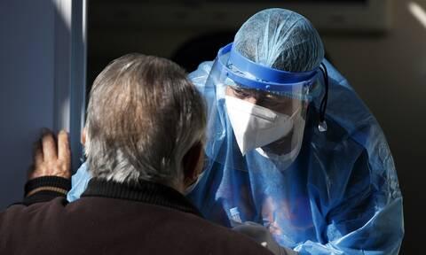 Κρούσματα σήμερα: 1.113 νέα ανακοίνωσε ο ΕΟΔΥ - 29 θάνατοι σε 24 ώρες, στους 249οι διασωληνωμένοι
