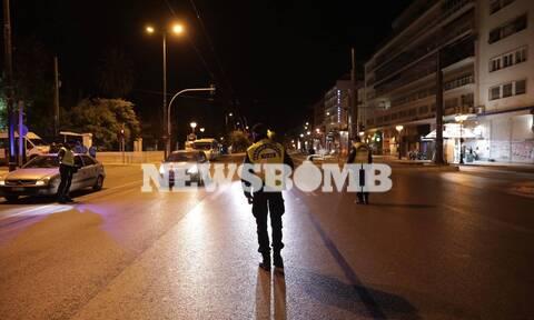Lockdown: Κόπηκαν σχεδόν 2.000 πρόστιμα την Παρασκευή - Έξι συλλήψεις