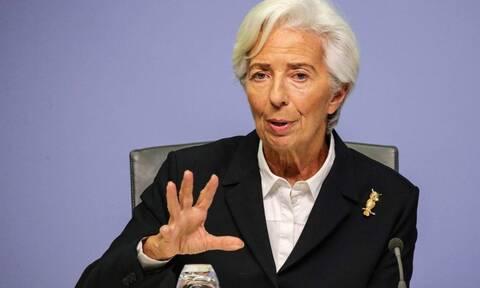 ΕΚΤ: «Αδιανόητη» για την Κριστίν Λαγκάρντ η διαγραφή χρέους εξαιτίας της πανδημίας