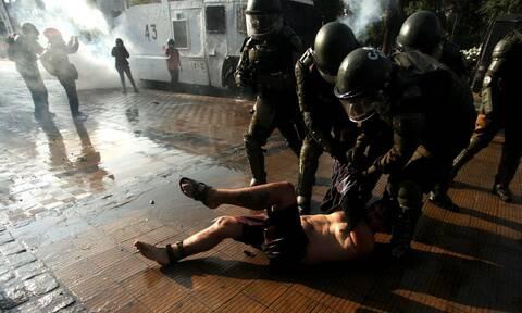Χιλή: Συνελήφθη ο αστυνομικός που σκότωσε καλλιτέχνη του δρόμου με αποτέλεσμα να ξεσπάσουν ταραχές