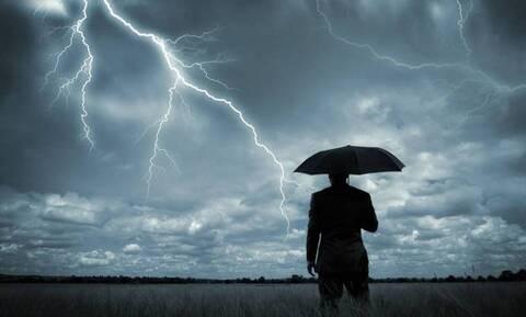 Έκτακτο δελτίο επιδείνωσης του καιρού: Έρχονται ισχυρές βροχές και καταιγίδες - Πού θα «χτυπήσουν»