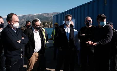 Σφοδρή επίθεση ΣΥΡΙΖΑ, ΚΙΝΑΛ για την επίσκεψη Μητσοτάκη στην Ικαρία