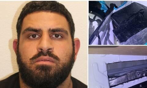 Στη φυλακή 27χρονος Κύπριος για εμπορία κοκαΐνης αξίας έξι εκατομμυρίων