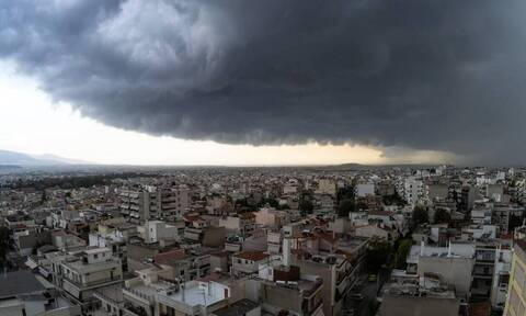 Καιρός: Ραγδαία επιδείνωση από τη Δευτέρα - Ποιες περιοχές θα πλήξουν τα έντονα καιρικά φαινόμενα