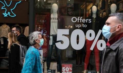 Κύπρος: Ανοίγουν μετά από 4 εβδομάδες τα εμπορικά καταστήματα
