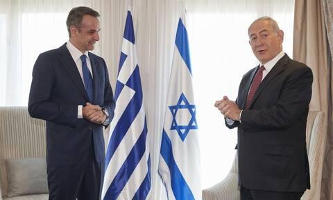 Σε Κύπρο και Ισραήλ σήμερα ο Κυριάκος Μητσοτάκης - Το πρόγραμμα του πρωθυπουργού