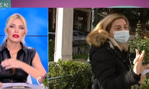 Ευτυχείτε: Η γκάφα! Τα νεύρα της δημοσιογράφου με το λάθος on air