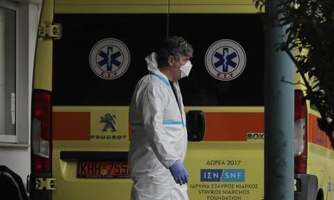 Κρούσματα σήμερα: 638 νέα ανακοίνωσε ο ΕΟΔΥ - 25 νεκροί σε 24 ώρες, στους 276 οι διασωληνωμένοι