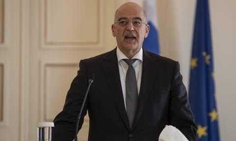 Νίκος Δένδιας: Ενημέρωσε το Ισραηλινό ομόλογό του για την κατάσταση στην Ανατολική Μεσόγειο