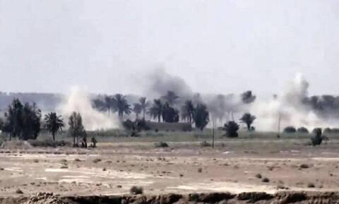 Συρία: 26 στρατιώτες και 11 τζιχαντιστές του ΙΚ σκοτώθηκαν σε σφοδρή μάχη