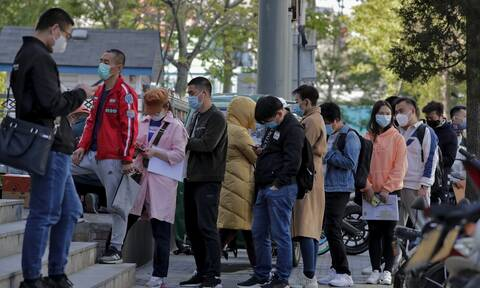 Δεν εξαπλώνεται ο κορονοϊός στην Κίνα: 14 νέα κρούσματα σε 24 ώρες