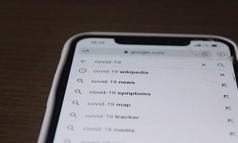 Κορονοϊός: «Ελληνικό» σύστημα προβλέπει «έκρηξη» κρουσμάτων έως και 17 ημέρες νωρίτερα μέσω Google