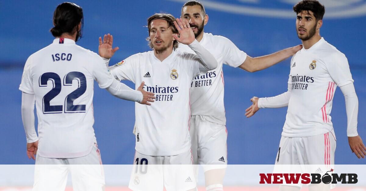 facebookReal Madrid 5