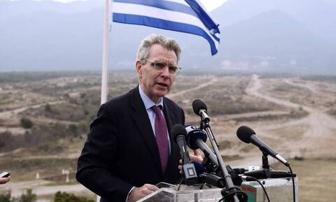 Τζέφρι Πάιατ: Ο Μπάιντεν αναγνωρίζει τη στρατηγική αξία της σχέσης με την Ελλάδα