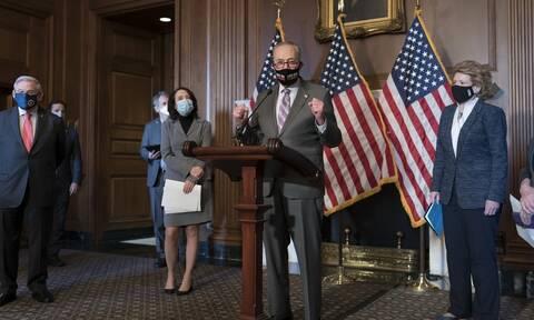 ΗΠΑ: Η Γερουσία με ψήφο της κρίνει ότι η δίκη Τραμπ είναι συνταγματικά ορθή